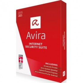 Internet Security Suite Avira 2015 Βox 1user/1year - AVIRA