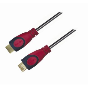 Cable HDMI M/M 2m Aculine HDMI-003 - ACULINE