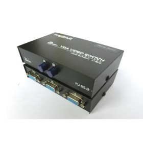 VGA Video Switch 2  Port Aculine SW-003 - ACULINE