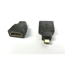Micro HDMI adapter M/F Aculine AD-034 - ACULINE