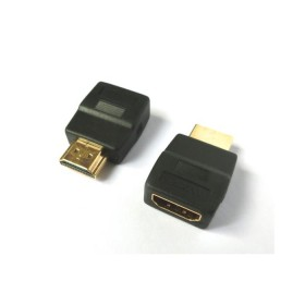 HDMI adapter M/F degree180 Aculine AD-033 - ACULINE