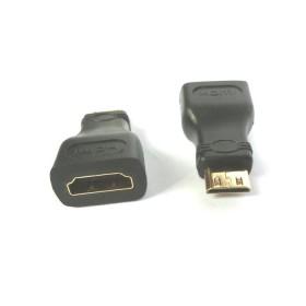 Mini HDMI adapter M/F Aculine AD-032 - ACULINE