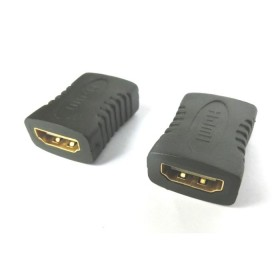 HDMI adapter F/F 180 degree Aculine AD-031 - ACULINE