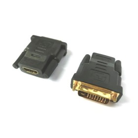HDMI female adaptor to DVI male Aculine AD-021 - ACULINE