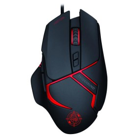 Mouse Zeroground MS-3400G HATTORI v3.0 - ZEROGROUND