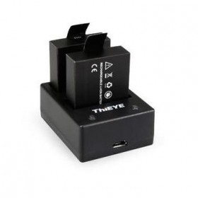 Dual battery charger ThiEye - THIEYE
