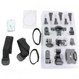 Action Cam Accessory Set SJCAM - SJCAM