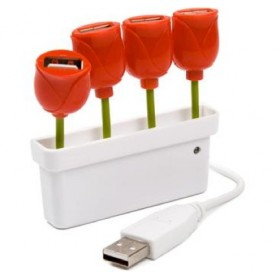 USB Tulip Hub-GOWIRELESS
