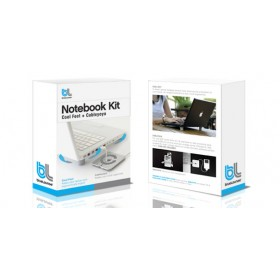 Notebook Kit-blue lounge
