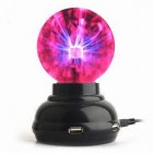 USB Plasma Ball & 4Hub-GOWIRELESS
