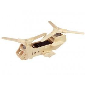 Ηλιακό Ελικόπτερο Σινούκ-Robotime