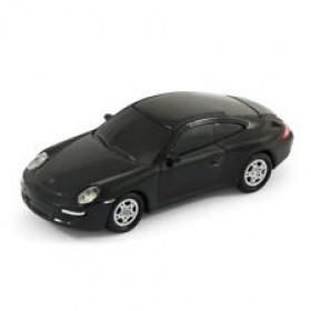 Road Mouse Porsche Carrera Mαύρη-Smartek