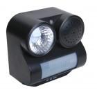 Ηχητική Συσκευή με Φως που Απωθεί Ζώα και Πτηνά-smartek