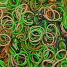 Καμουφλάζ Λαστιχάκια για τον Αργαλειό Rainbow Loom-Rainbow Loom