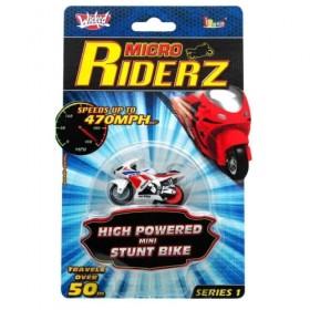 Wicked Micro Riderz Μοτοσυκλέτα με γυροσκοπικό σταθεροποιητή