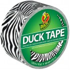Duck Tape Stylish Zebra-Duck Tape