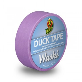 Duck Tape Washi Bright Purple