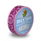 Duck Tape Washi Purple Cirrus