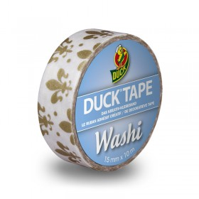 Duck Tape Washi Golden Lily