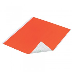 Duck Tape Sheets Trendy Orange