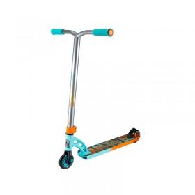 VX7 Pro Scooter Πορτοκαλί/Γαλαζοπράσινο
