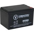Μπαταρία για ηλεκτρικά σκούτερ SLA gel 12V 12AH