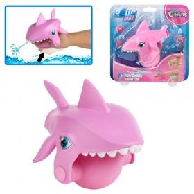 Εκτοξευτήρας νερού καρχαρίας της Aqua Kidz σε ροζ χρώμα