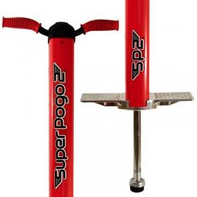 Flybar Super Pogo 2 Κόκκινο-Μαύρο