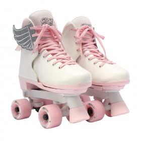 Roller Skates Pink Vanilla Ρυθμιζόμενα της Circle Society από 34 έως 39