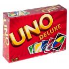 MATTEL UNO DELUXE - CARD GAME (53610)