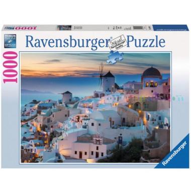 Ravensburger Puzzle: Santorini (1000pcs) (19611)