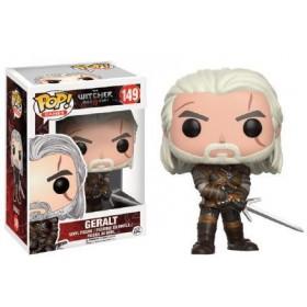 Funko POP! Games: The Witcher Wild Hunt - Geralt #149 Vinyl Figure