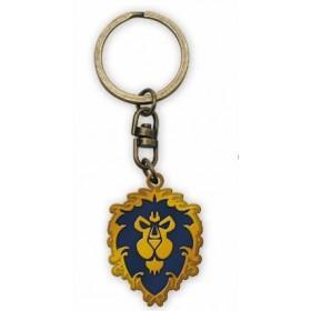 World of Warcraft - Alliance Metal Keychain (ABYKEY198)
