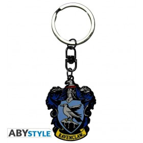 Abysse Harry Potter - Ravenclaw Metal Keychain (ABYKEY160)