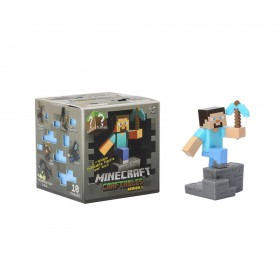 Jinx Minecraft Craftables Blind Box Series 1 MJMC-05609CL-MCBX-JNX