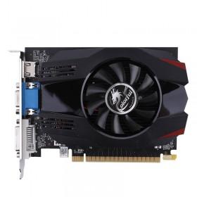 Colorful GeForce GT 730K 2GD3-V - 2GB GDDR3 - DVI+VGA+HDMI GPU - Gaming Graphics Card