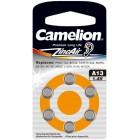 Camelion μπαταρίες Zinc Air A13 1.4V 6τμχ - CAM-A13-6