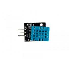 DHT 11 Digital Temperature & Humidity sensor Module - SE052