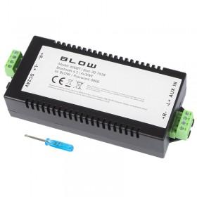 Ενισχυτής ήχου αυτοκινήτου bluetooth 4x30W BLOW - DM-30-763