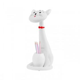 Επιτραπέζιο φωτιστικό για παιδιά (γάτα) - KOM1014