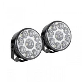 Φώτα ημέρας LED 9W/σετ - DM-3331-L