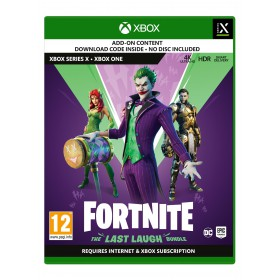 Fortnite The Last Laugh Bundle Xone / XSX 1000778563