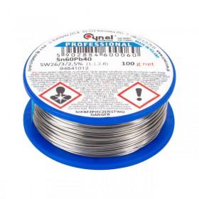 Κόλληση 0.70mm 60/40 100g CYNEL - WG-70100
