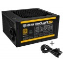 Kolink Enclave 80 PLUS Gold PSU modular 600 Watt PC Power Supply - With Cable NEKL-027