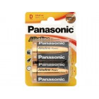 Panasonic μπαταρίες αλκαλικές D 1,5V 2τμχ - PAN-LR20APB-2
