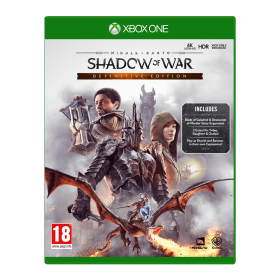 SHADOW OF WAR: DEFINITIVE EDITION XONE 1000717378