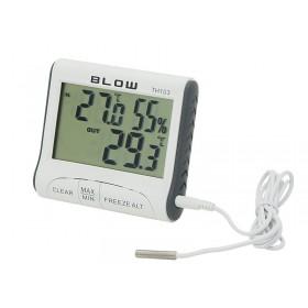 Θερμόμετρο - Υγρασιόμετρο BLOW - TH-103