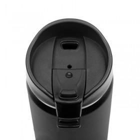 Θερμός ποτήρι TEESA 350ml μαύρο - TSA0005
