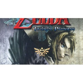 WII THE LEGEND OF ZELDA : TWILIGHT PRINCESS (EU) (SELECTS )