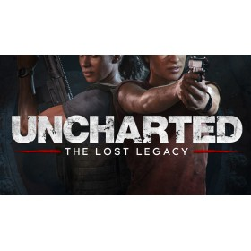 PS4 UNCHARTED: THE LOST LEGACY- PLAYSTATION HITS
